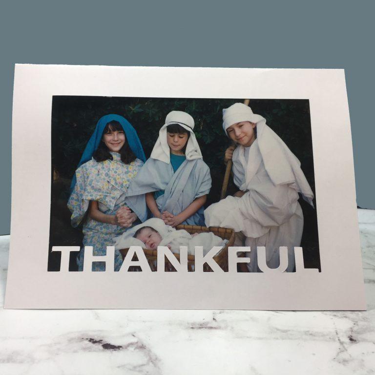 thankful square